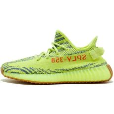 adidas originals yeezy boost 350 v2 semi frozen yellow adidas originals yeezy boost 350 v2 quot semi frozen yellow quot yebra b37572