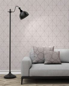 blush grey copper wallpaper exclusive apex prism blush gold in 2019 grey wallpaper geometric wallpaper