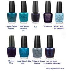 opi navy blue nail polish names them all but russian navy is my favorite opi blue nail nail opi nail