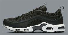 nike air max 97 plus white nike air max plus 97 black white release date ah8143 001 sole collector