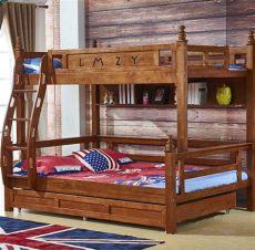 precios de camas literas de madera webetop estilo country americana muebles para el hogar cama litera de madera maciza decoraci 243 n