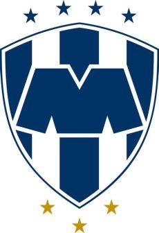 monterrey logo rayados monterrey escudo png y vector - Camisa De Rayados Png