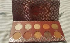 zoeva spice of life eyeshadow palette swatches zoeva spice of eyeshadow palette review and swatches