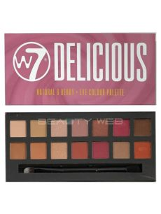 w7 delicious eye palette w7 delicious eyeshadow palette γυναικεία προϊόντα ομορφιάς web
