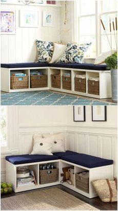 10 clever corner storage ideas for your home 9 - Corner Bench Storage Ideas