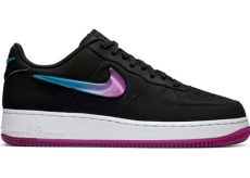 air force 1 jewel air 1 low jelly black at4143 001