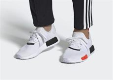 yeezy white core black red release date adidas nmd r1 solar black cloud white release date sneaker debut