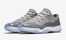 off white jordan 11 low air 11 low cool grey release date sneaker bar detroit