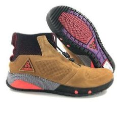 nike acg ruckel ridge tan nike nikelab acg ruckel ridge brown black aq9333 226 s 10 5 ebay