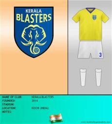 dls 18 kit kerala blasters logo logos of india