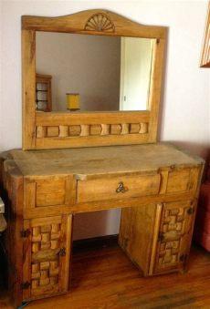 recamaras rusticas de madera recamara rustica 6 300 00 en mercado libre