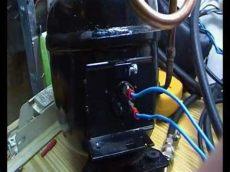 como reparar un compresor de refrigerador como probar manualmente el compresor frigorifico o refrigerador