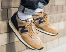 new balance 770 navy beige made in sneaker bar detroit - New Balance 770 Made In Uk