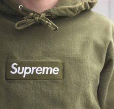 supreme box logo hoodie olive green olive green box logo hoodie dopestudent