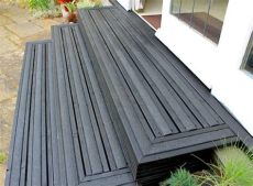 best way to make decking non slip anti slip decking non slip deck strips step strips