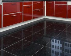 black sparkle floor tiles homebase black hexagon bathroom floor tile tiles flooring