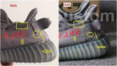 yeezy 350 v2 beluga real vs fake real vs adidas yeezy 350 v2 beluga 2 0 tips to identify the replicas arch usa