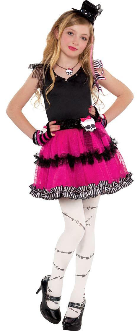 create girls frankie stein costume accessories party city