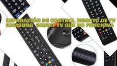 como reparar un control remoto de smart tv reparacion de remoto de tv samsung smart tv no funciona