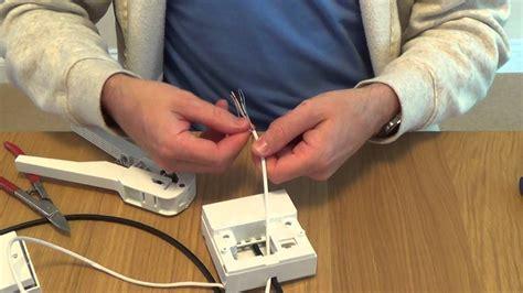 install telephone extension socket doovi
