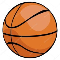 balon de basquetbol dibujo animado bal 243 n de baloncesto vector de stock 169 nikiteev 57633389