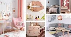 blush copper bedroom accessories 23 best copper and blush home decor ideas and designs for 2017
