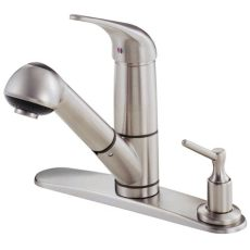danze melrose kitchen faucet reviews danze stainless steel 1 handle pull out kitchen faucet at lowes