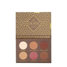 zoeva voyager cocoa blend eyeshadow palette zoeva cocoa blend voyager eye palette 5 4g travel eyeshadow palette cloud 10