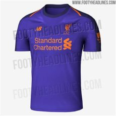 dls 18 liverpool kit 201819 liverpool 18 19 away kit release date leaked footy headlines
