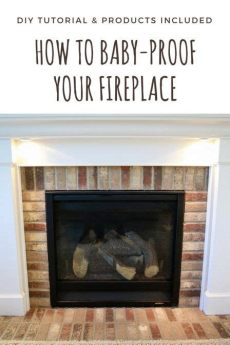 diy fireplace hearth cushion how to baby proof a fireplace diy hearth cushion baby proofing baby proof fireplace
