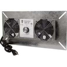 crawl space fans lowes tjernlund underaire crawl space ventilator deluxe two crawl space fan 220 cfm model v2d