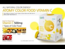 atomy vitamin c halal atomy colorfood vitamin c 컬러푸드 비타민c korean