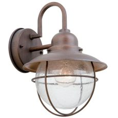 hton bay 1 light brick hton bay 1 light brick patina outdoor cottage wall lantern sconce the home depot canada