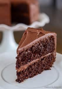 homemade chocolate cake chocolate frosting creations kara