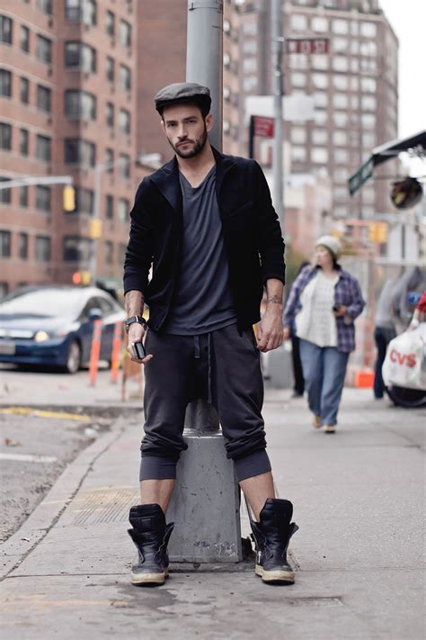 mens casual street fashion statements keeping cool ohh