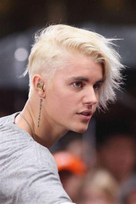25 justin bieber haircuts hairstyles modern men guide