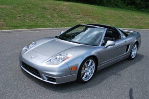 2005 acura nsx sale carsforsale