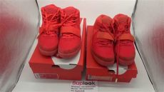 nike air yeezy 2 red october real vs fake real vs nike air yeezy 2 october hd review