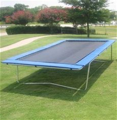 rectangle trolines for sale olympic trolines for sale read about gymnastic trolines