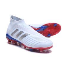 tacos adidas botines de futbol adidas tacos de futbol telstar predator 18 fg blanco plata