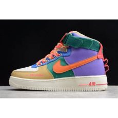 2020 wmns nike air 1 high utility is multi color cq4810 046 nike air force 1 - Air Force 1 Utility All Colors