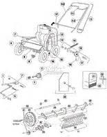bluebird lawn comber f20b parts bluebird f20b 2000 12 parts diagrams