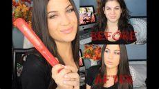 moe hair straightener review demo my favorite hair straightener