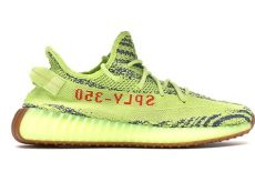 adidas originals yeezy boost 350 v2 semi frozen yellow adidas yeezy boost 350 v2 semi frozen yellow b37572