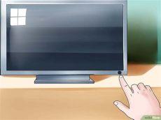 encender tv aoc sin control 3 formas de encender tu televisor wikihow