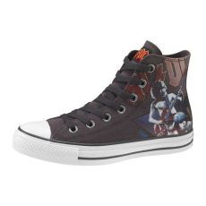 ac dc converse shoes converse chuck all ac dc hi top sneakers musician s friend