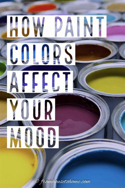 room color psychology paint color affects mood color