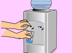 como limpiar el dispensador de agua del refrigerador electrolux c 243 mo limpiar un dispensador de agua 10 pasos