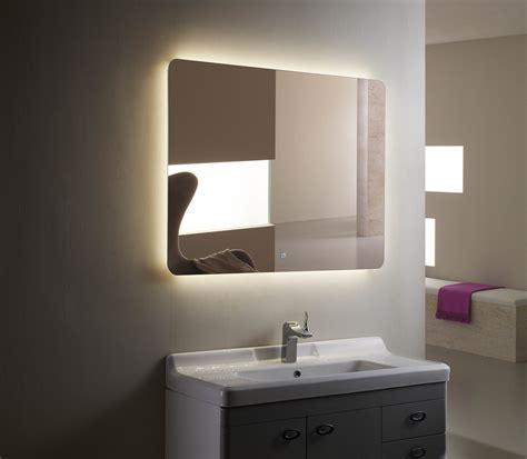 lighted bathroom mirrors benefits backlit mirror lights ls