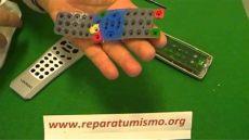 como reparar un control remoto como reparar y limpiar mando a distancia de tdt tv o similar gastar dinero